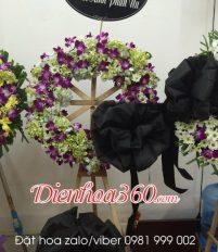 Đặt vòng hoa tang lễ chùa Ấn Quang quận 10