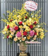 Hoa tặng sinh nhật đẹp đơn giản là hoa gì?