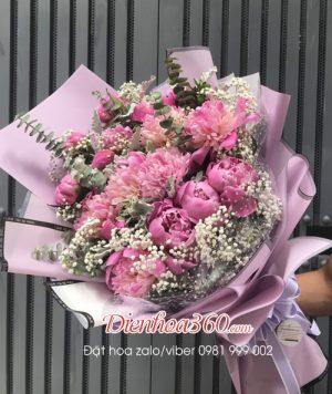 Hoa mẫu đơn -Dienhoa360