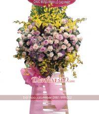 Đặt hoa chúc mừng kỷ niệm thành lập công ty nên đặt hoa gì?