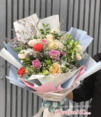 Hoa sinh nhật vợ, cách chọn hoa sinh nhật vợ, hoa sinh nhật đẹp