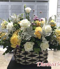 Hoa sinh nhật, điện hoa chúc mừng sinh nhật, quà tặng sinh nhật
