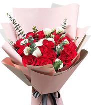 Mẫu hoa sinh nhật đẹp hoa hồng