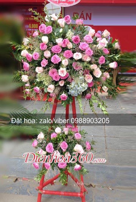Hoa chúc mừng giá rẻ   Hoa khai trương giá rẻ   Điện hoa