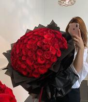 Bó hoa 99 bông hồng đỏ đẹp