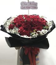 Bó hoa hồng tặng sinh nhật đẹp
