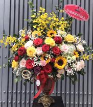 Hoa bình tặng sinh nhật nam