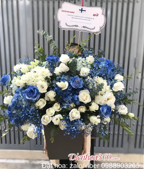 mẫu hoa tặng ngày gia đình việt nam?