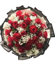 Hoa tươi-bó hoa hồng đỏ