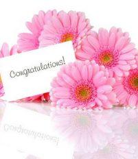 Gợi ý một số loại hoa chúc mừng thành công ý nghĩa