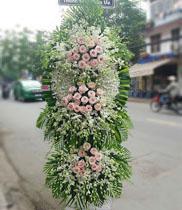 Hoa tang lễ Đức Giang Long Biên