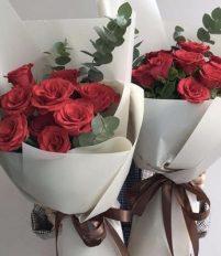 Số lượng hoa hồng và ý nghĩa khi dành tặng bạn gái