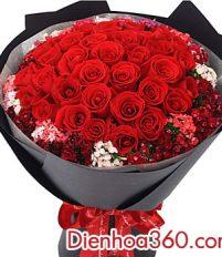 Các loại hoa được sử dụng nhiều làm hoa bó tròn có thể bạn chưa biết