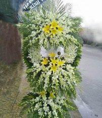 Những điều cần lưu ý khi gửi điện hoa chia buồn đám tang