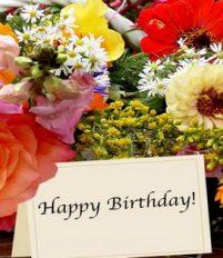 Cách chọn hoa sinh nhật đẹp và ý nghĩa