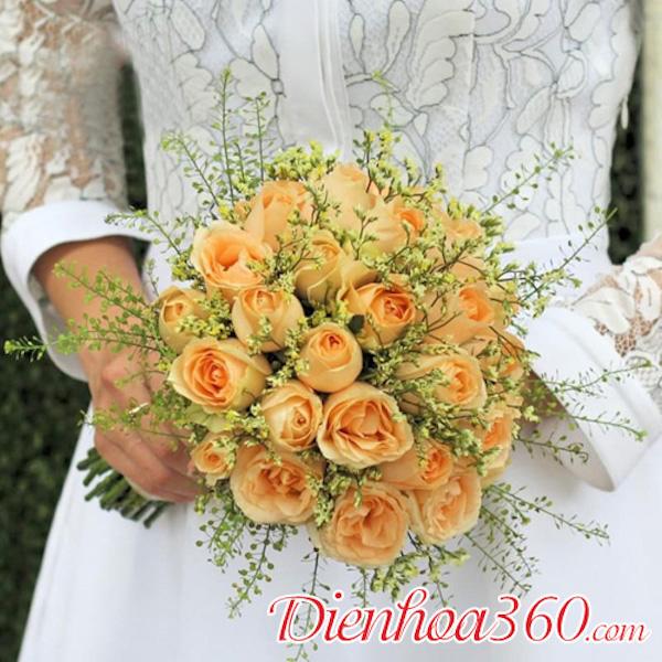 Điểm danh những mẫu hoa cưới cầm tay đẹp nhất trong mùa cưới 2021