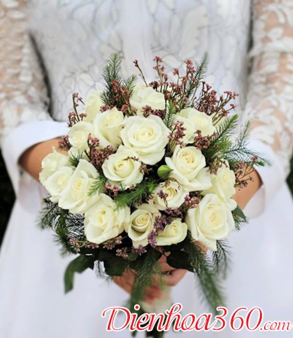 Giải đáp băn khoăn về hoa cưới cầm tay trong đám hỏi