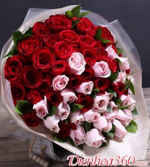 Tại sao kiểu dáng hoa bó lại được khách hàng ưa chuộng đến vậy?