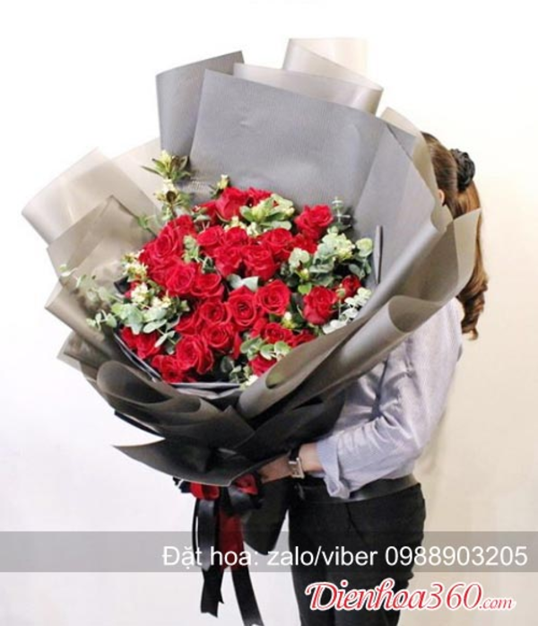 Bí quyết chọn hoa mừng sinh nhật người yêu bạn nên biết