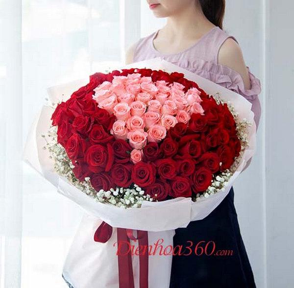 Bó hoa 99 bông hồng có ý nghĩa gì?