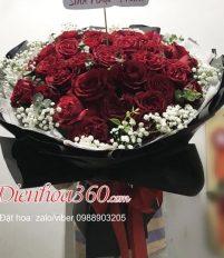 99 Mẫu hoa sinh nhật đẹp theo tháng sinh ai cũng hợp