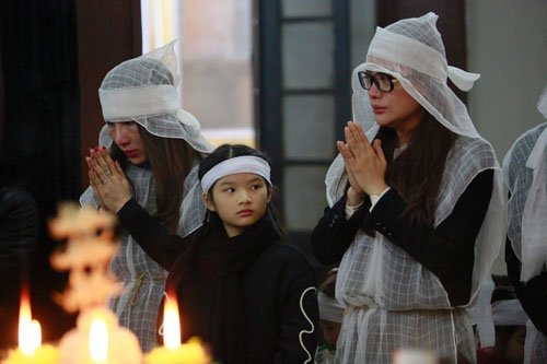 phong tục tang lễ việt nam