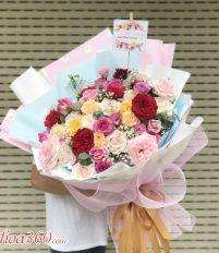 Top 7: loại Hoa sinh nhật lãng mạn tặng người yêu